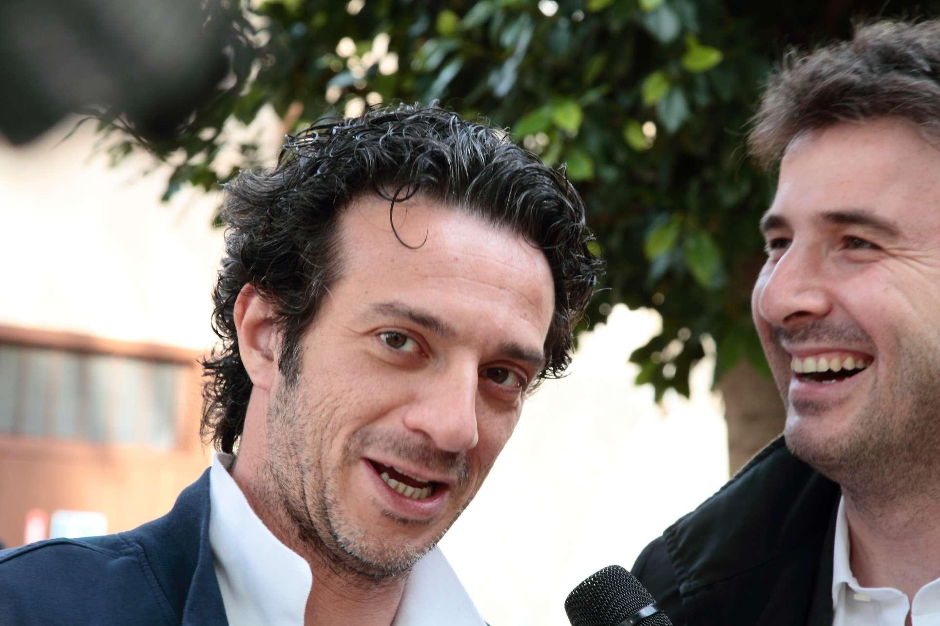 Ficarra e Picone da Fiorello nell'ultima puntata de Il Più Grande Spettacolo dopo il Weekend