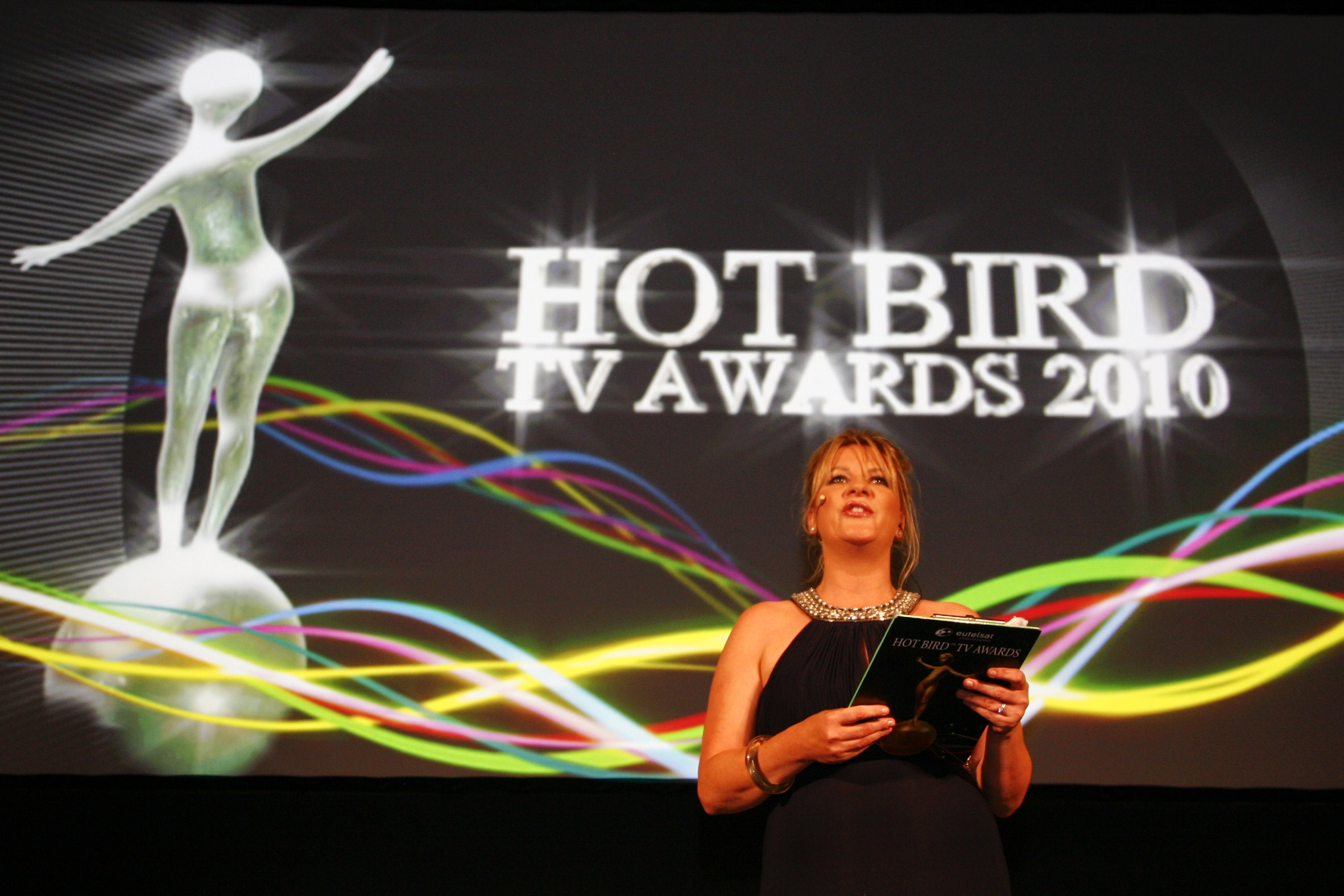 La Notte dei Satelliti, le tv satellitari protagoniste a Venezia per gli Hot Bird TV Awards