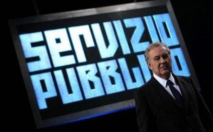 Servizio Pubblico, seconda puntata: Michele Santoro pensa a 'Un Nuovo Governo' con Fini