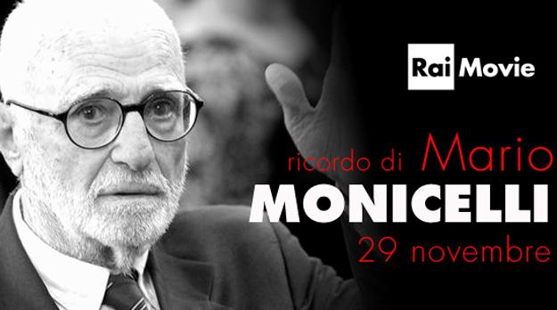 Rai Movie, maratona per Mario Monicelli a un anno dalla scomparsa
