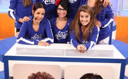 Amici 11, blogcronaca del terzo speciale live: vincono i Blu, Lidia resta, Carta torna a scuola