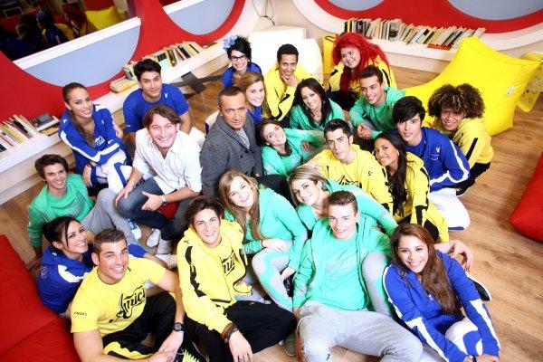 Amici 11, blogcronaca della prima sfida a squadre: vincono i Blu, sconfitti i Verdi