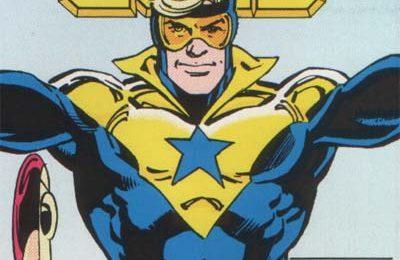 Pilot: Syfy vuole una serie dal fumetto Booster Gold