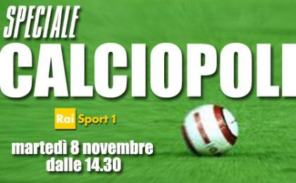 Calcio: Speciale Calciopoli su RaiSport 1, Antonio Cassano protagonista di Sfide
