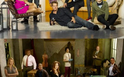 ABC: ridotto Cougar Town, più Pan Am e Body of Proof; il palinsesto midseason