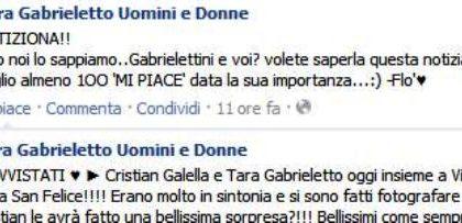 Uomini e Donne: Cristian Gallella beccato con Tara a Vicenza