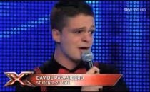 Davide Papasidero, concorrente Under 24 Uomini di X Factor 5 (foto e video)