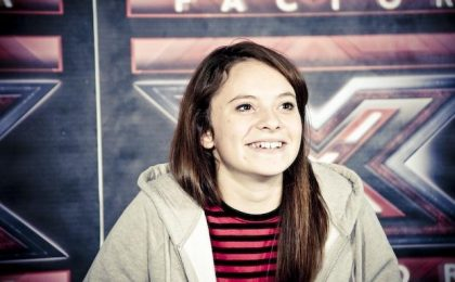 Francesca Michielin, concorrente Under 24 Donne di X Factor 5 (foto e video)