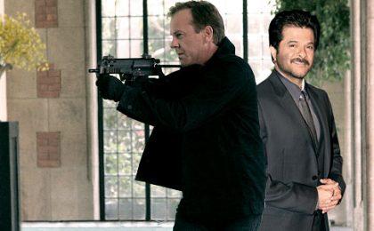 24 'trasloca' in India; Anil Kapoor è il nuovo Jack Bauer