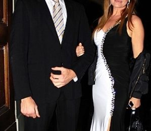 Lory Del Santo cambia ancora: al Gran Ballo d'Italia con Jack