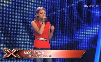 Nicole Tuzii, concorrente Under 24 Donne di X Factor 5 (foto e video)