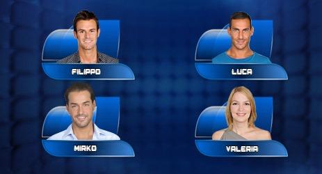 Programmi tv stasera, oggi 21 novembre 2011: Il più grande spettacolo dopo il weekend, Grande Fratello 12