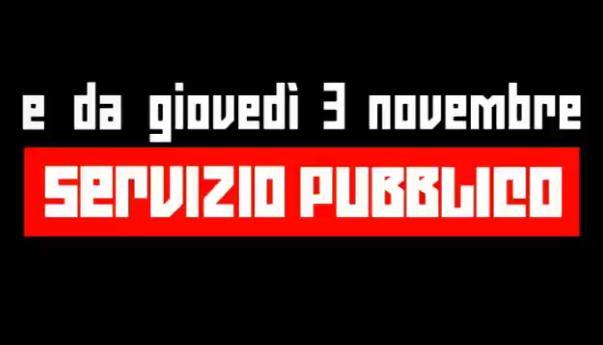 Programmi tv stasera, oggi 3 novembre 2011: Servizio Pubblico, Io Canto, Atletico Madrid – Udinese, Don Matteo 8