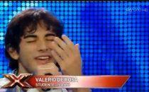 Valerio De Rosa, concorrente Under 24 Uomini di X Factor 5 (foto e video)