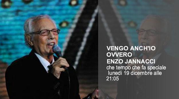 Fabio Fazio omaggia Enzo Jannacci: stasera lo speciale di Che Tempo che Fa