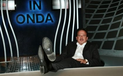 La7, Luca Telese 'sbarca' a Mompracem nell'estate 2012