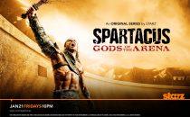 Spartacus: Gods of the Arena, gli episodi della prima stagione