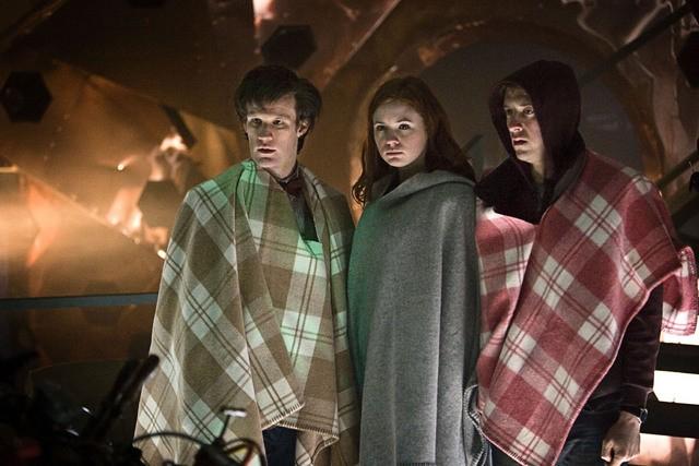 Doctor Who 7, addio a Karen Gillan e Arthur Darvill; ritrovati due episodi degli anni '60