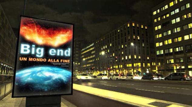 Big End, Rai 4 scherza sulla fine del mondo