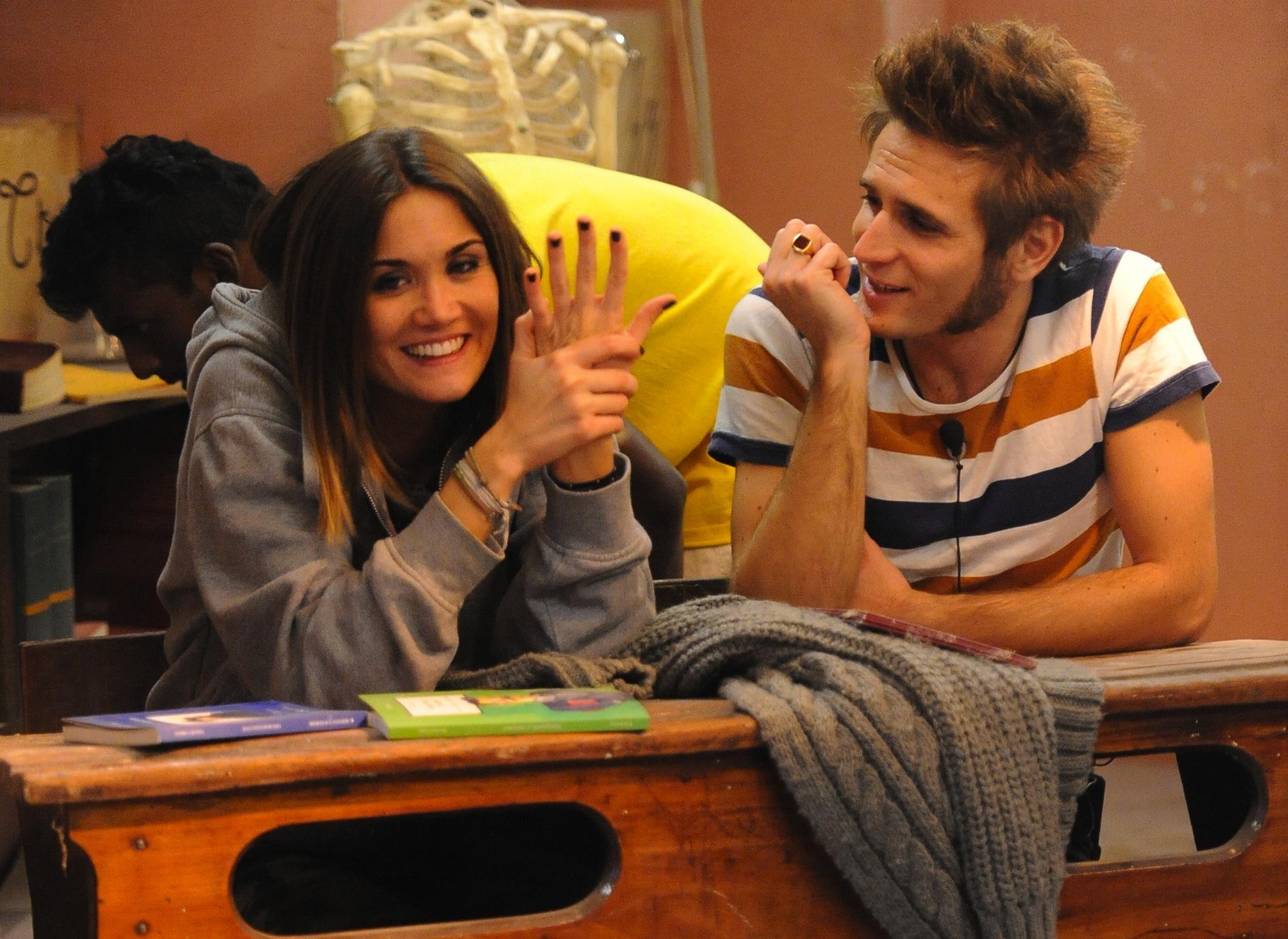 Grande Fratello 12, nasce l'amore fra Armando e Caterina?
