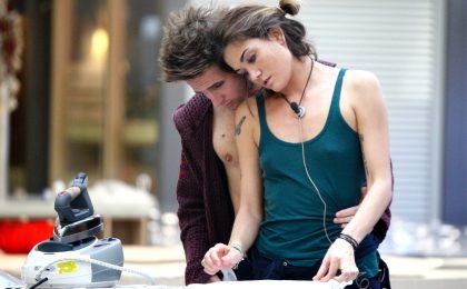 Grande Fratello 12 live: il triangolo Gaia-Armando-Caterina, eliminata Adriana