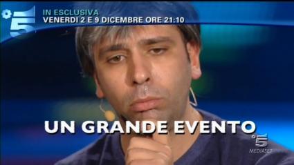 Programmi tv stasera, oggi 2 dicembre 2011: Resto Umile World Show, I Migliori Anni, Quarto Grado