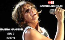 Gianna Nannini su Rai 2 con lo speciale Io e Te