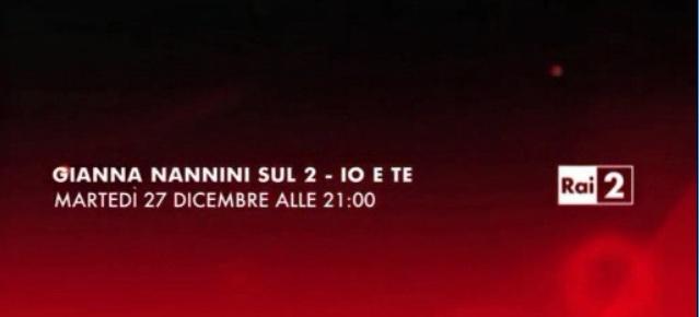 Programmi tv stasera, oggi 27 dicembre 2011: Gianna Nannini sul 2, Speciale Superquark, Mulan e Pocahontas