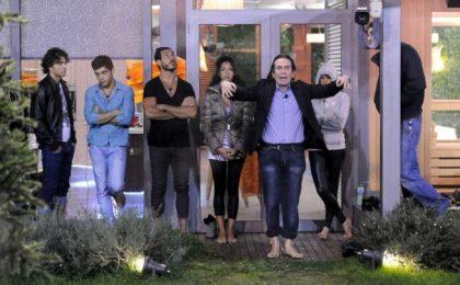 Grande Fratello 12, blogcronaca dell'ottava puntata: esce Leone, in nomination Adriana, Amedeo e Vito