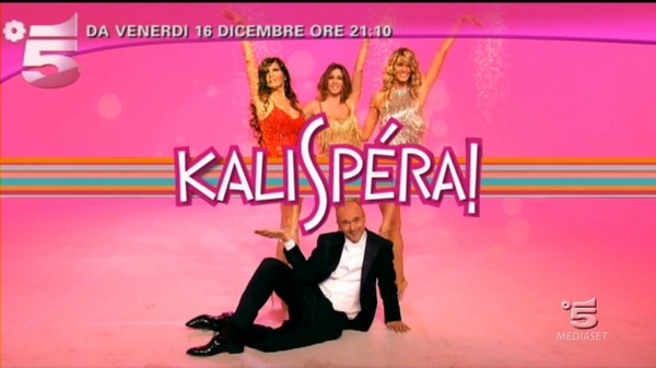 Kalispéra!, il nuovo show di Alfonso Signorini sarà una sfida tra primedonne