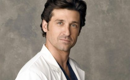 Patrick Dempsey: 'Rimanere nella nona stagione di Grey's Anatomy? Parliamone'