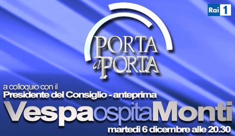 Programmi tv stasera, oggi 6 dicembre 2011: Il delitto di via Poma, Ballarò, Tutti pazzi per amore 3