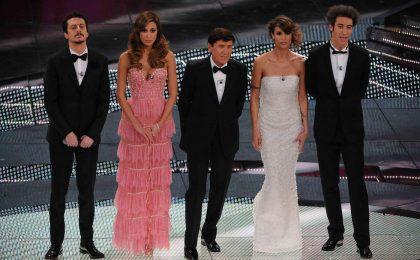 Sanremo 2012: tornano Belen, Canalis, Luca e Paolo?