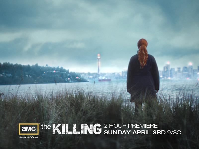 The Killing, gli episodi della prima stagione