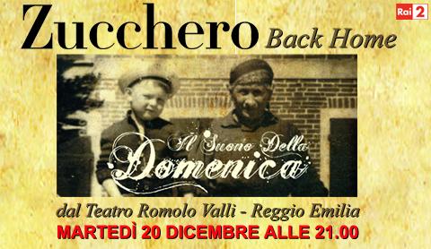 Programmi tv stasera, oggi 20 dicembre 2011: Zucchero, Bublè e Capossela in concerto, Baciati dall'amore
