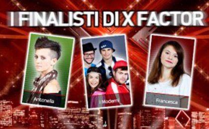 X Factor 5, tutti i brani della finale; tre manches, duetti e diretta 'pre-gara'