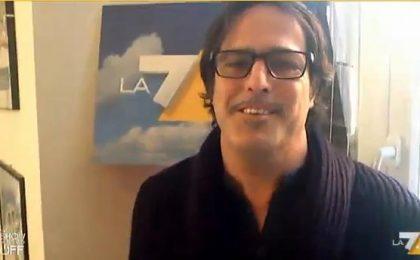 Fiorello e Baldini a La7 con la parodia di Lorenza Lei (video)