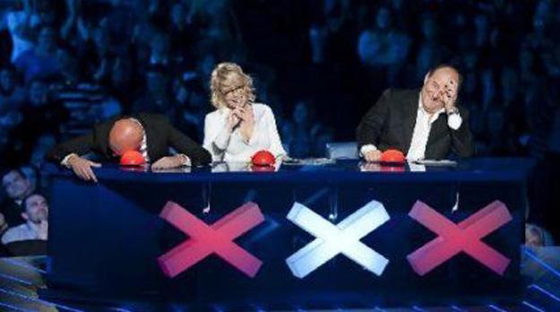 Ascolti tv sabato 28 gennaio 2012: Italia's Got Talent vola al 28%