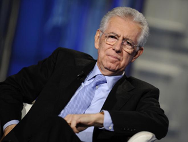 Mario Monti ospite di Fazio a Che Tempo Che Fa domenica 8 gennaio