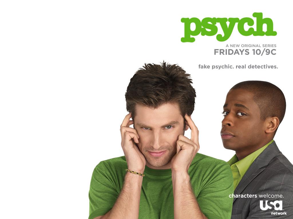 Psych rinnovata per una settima stagione, l'annuncio con un video 'sociale'