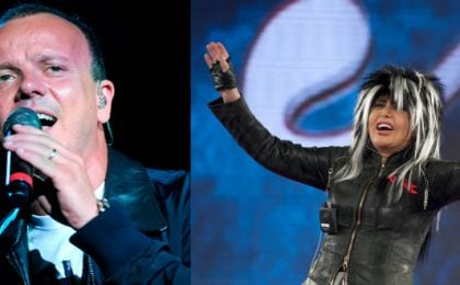 Sanremo 2012, nessuna squalifica per Gigi D'Alessio e Loredana Bertè