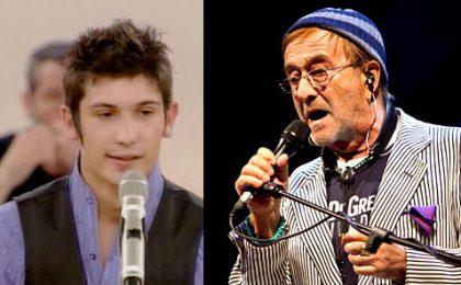 Sanremo 2012, i Big: Pierdavide Carone e Lucio Dalla 'Nanì' (testo)