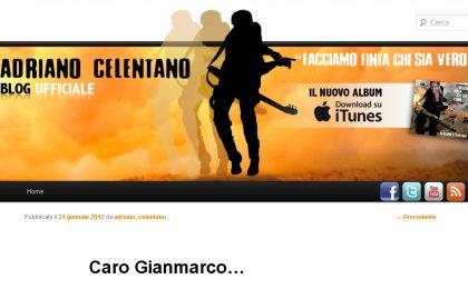 Sanremo 2012, aut-aut di Celentano a Mazzi: 'Vengo se riveli come la Rai vuole eliminarmi'