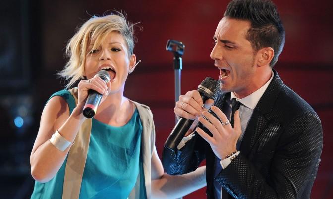 Sanremo 2012, i Big: Emma Marrone 'Non è l'Inferno' (testo e video ufficiale)