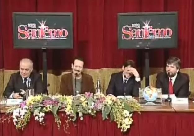 Celentano a Sanremo 2012: manca la firma, ma il compenso tutto in beneficenza