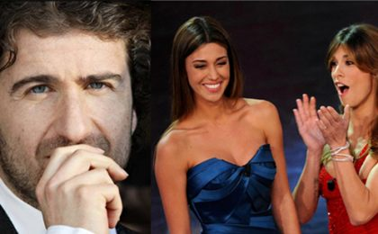 Sanremo 2012, per Belen e Canalis una sera da primedonne. Mazzi: 'Non sostituiremo Berté-D'Alessio e Civello'