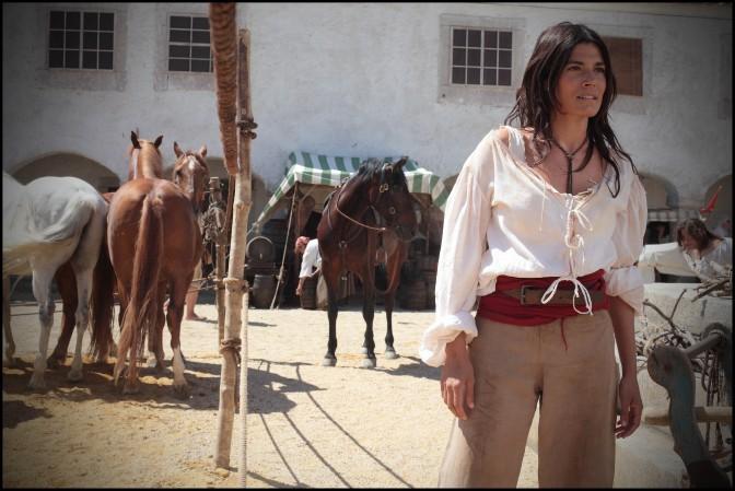 Ascolti tv lunedì 16 gennaio 2012: vince Anita Garibaldi, stabile il GF 12