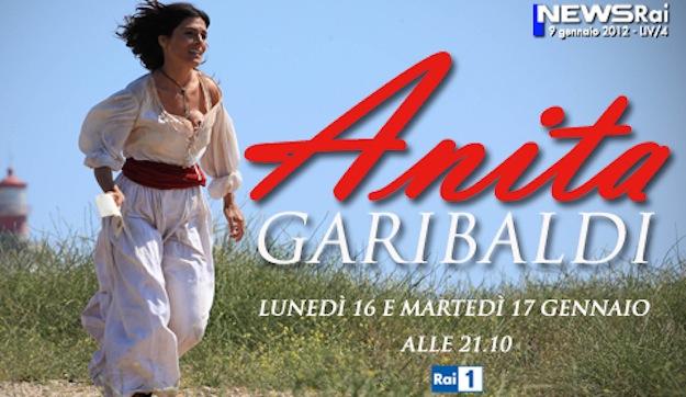 Programmi tv stasera, oggi 16 gennaio 2012: Anita Garibaldi, Grande Fratello e CSI: NY