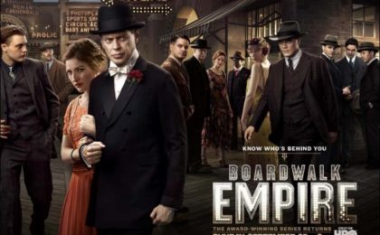 Boardwalk Empire, la seconda stagione da stasera alle 21 su Sky Cinema