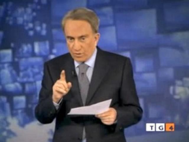 Emilio Fede si dimette, massacra i successori e su Feltri: 'Perfetto'